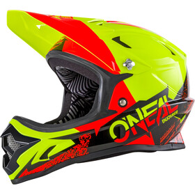 ONeal Backflip RL2 Helmet BURNOUT black/hi-viz/orange